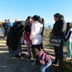 El Obispo llegó por primera vez en Cóndor Huasi y Alumbrera