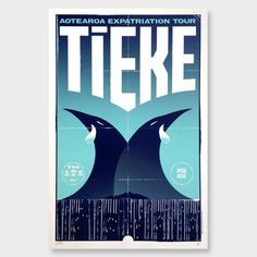 Tieke Tour Print - South 'Taukihepa' Edition Art Print By Walter Hansen