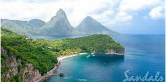 My Favorite place St Lucia Sandals Grande -