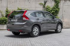 Honda CR-V 2.2i-DTEC Comfort 4x4 (5p) (150cv) 2014 (Diésel) #motor #coche #car #auto #vehiculo #carroceria #drive #cars #crv #honda #comfort