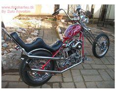 Vintage Harley Choppers | Shovelhead Chopper Vintage Harley Davidson motorcycle