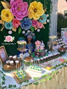 Kaitlin's Fairy Garden Party | CatchMyParty.com
