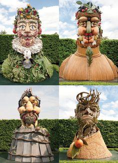 Philip Haas's 'Four Seasons' at the New York Botanical Garden -- New York Magazine