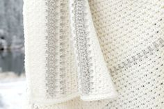 Give your bedroom a cozy, comfortable look with this beautiful heirloom blanket! Some crocheters call the crochet stitch used to make this afghan, a moss stitch, but whatever you call it, the results are the same–a beautiful heirloom blanket. Heirloom Blanket Crochet Pattern by Jessica at Mama In A Stitch features a woven look and …