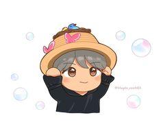 Cute Pastel Wallpaper, Chibi Wallpaper, Drawing Projects, Jaehyun Nct, Kpop Fanart, No Name, Meme Faces, To My Future Husband, Nct Dream