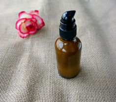 Make your own night time serum/moisturizer   A DIY by The Makeup Dummy