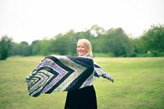 Starting Point Wrap by platinumblonde on ravelry