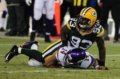 Green Bay Packers vs. Minnesota Vikings...