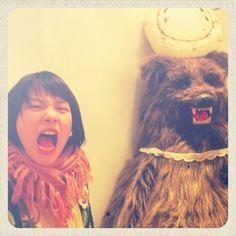 Rena Nounen is she bear? Rena Nounen, Dreadlocks, Japan, Hair Styles, Cute, Blog, Image, Beauty, Girls