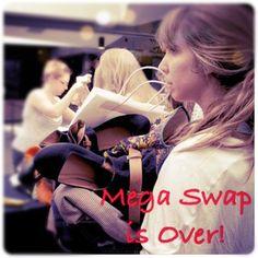 Mega Swap #Theswapteam #placedesarts #mtl