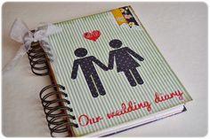 Agenda para boda!!