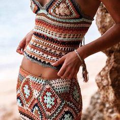 #вяжутнетолькобабушки #вязаниекрючком #вязание #рукоделие #красота #knit #knitting #beautiful