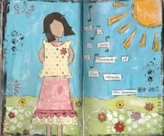 Monthly Art Journaling Workshop - Soothe Your Soul