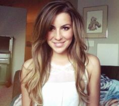 tumblr girls with ombres - Google Search