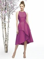 """LELA ROSE BRIDESMAID DRESSES: LELA ROSE LR 206...look carefully at the lines and detail..this is a """"stunner""""!!"""