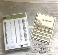 Stampin' Up! Sale-A-Bration Wednesday, Delicate Details, Video Tutorial Scrapbooking, Embossed Cards, Card Patterns, Card Making Inspiration, Creative Cards, Greeting Cards Handmade, Anniversary Cards, Homemade Cards, Stampin Up Cards
