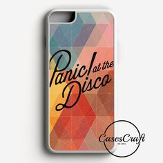 Panic At The Disco Flowers iPhone 7 Case | casescraft