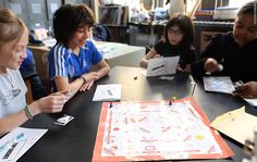 Gaming Reality- teaching using games to keep students engaged and thinking.(an awesome school in NY)