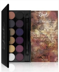 Sleek Makeup Vintage Romance 2013 Fall Collection want it so bad!!!