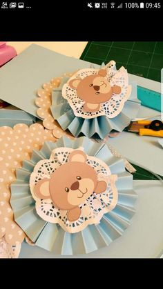 68 Ideas Baby Shower Ideas For Girls Invitations Diy Gender Reveal Distintivos Baby Shower, Fiesta Baby Shower, Teddy Bear Baby Shower, Baby Shower Balloons, Baby Shower Parties, Teddy Bear Birthday, Baby Birthday, Baby Shower Decorations For Boys, Baby Decor