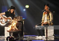 James Bay and Justin Bieber