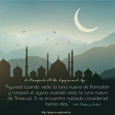 #Ayunar #luno #noche #Ranadán #Hadize