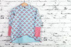 Minika Red Hearts  #kidsfashion #handmade #fashionkids #trendy #kidswear #kindermode #selfmade #childrensfashion via www.schnuffisfashion.de