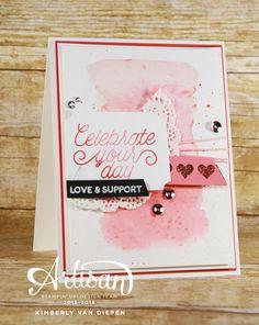 Ultimate Pink Blog Hop, Stampin' Up!