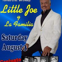 Little Joe | Saturday August 3rd | San Marcos, TX by hottejano on SoundCloud