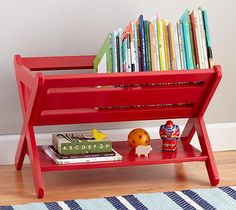 O Faça UMA Prateleira caddy UO armazenamento Livro kiddies