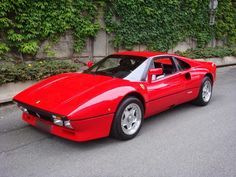 The Ferrari 288 GTO is also known as the Ferrari GTO and it is an exotic racing version of the Ferrari 308 GTB. Ferrari Daytona, Ferrari 288 Gto, Gto Car, Automotive Detailing, Car Barn, Good Looking Cars, Ferrari California, Sport Cars, Luxury Cars