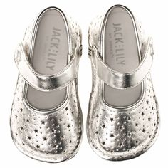 Jack & Lily Stars Shoes