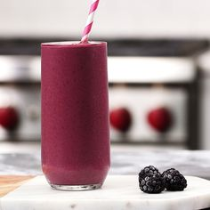 While it's certainly tempting to pick up a premade smoothie at the grocery store or snag a fruity drink from the juice cart near your office, beware: these beverages often contain tons of added sugars, which can negate your healthy-eating goals.
