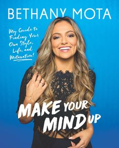 Bethany More Book I Make Your Mind Up  i want to read this book