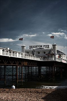 Brighton, perfect place for a long weekend ... Fish and chips and the pier on a Friday night, shopping in the Lanes and the oyster bar on a Saturday, sitting on the beach watching the world go by on a Sunday.
