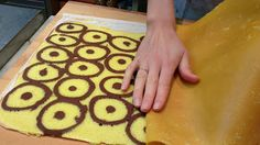 Giglio Cooking School: A DECORATED   (AND DELICIOUS)     ROLL
