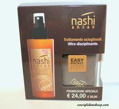 Consigli di Makeup: Review: Kit ultra disciplinante e sciogli-nodi - N...