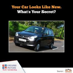 Your Car Looks Like New. What's Your Secret?  http://www.carcarenewsservice.org/article/your-car-looks-new-what's-your-secret