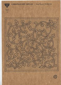 Picasa Web Albums Arabesque, Lace Patterns, Embroidery Patterns, Lacemaking, Bobbin Lace, Stencils, Vintage World Maps, Floral Design, Album