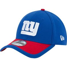 Adult New York Giants New Era Sideline 39THIRTY Blue Flex Fit Hat