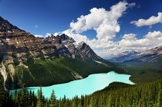 Peyto Lake | Flickr - Photo Sharing!