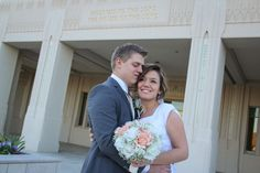 Phoenix Temple Wedding Photos #phoenixtemplewedding #ldsbride #mormonweddings #mormonbride