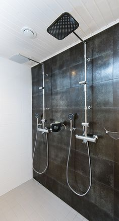 Oras is an European provider of sanitary fittings and the perfect partner for professionals. Nordic Interior Design, Rain Shower, Oras, Laundry Room, Bathtub, Bathroom, Showers, House, Standing Bath