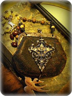 altered coin purse