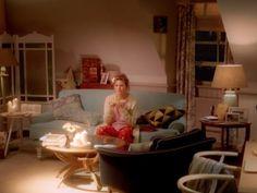 Bridget jones´s baby apartment
