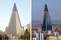 From Bangkok's elephant building and robot tower to an all-wooden skyscraper built by a single man, these 14 towering structures are among the world's weirdest. Wooden Skyscraper, World Festival, Abandoned Cities, Glass Facades, Urban Exploration, Environmental Art, North Korea, Ghost Towns, San Francisco Skyline