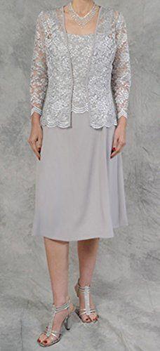 Womens Ladies Mother of the Bride Evening Elegant Wedding Short Lace Dress (Large, Silver) Love My Seamless http://www.amazon.com/dp/B00UGCYZJ4/ref=cm_sw_r_pi_dp_Ibtlvb07XTFTA
