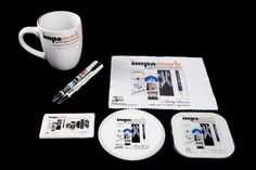 Impamark's new range of digitally printed merchandise giveaways