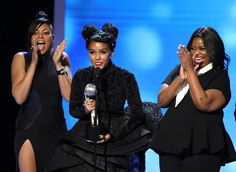 """LOS ANGELES — """"Hidden Figures"""" and Taraji P. Henson had a big night at the NAACP Image Awards, where Hollywood glamour shared the stage with sombre remarks from the director of Washington's new African-American museum.  """"Hidden Figures,"""" the fact-based drama about the contributions"""