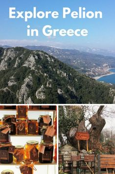 What to see and do in Pelion, Greece. From eating and drinking to beach time and hikes, Pelion is a nice mainland Greece destination. European Destination, European Travel, Europe Travel Guide, Travel Guides, Amazing Destinations, Travel Destinations, Holiday Destinations, Travel Articles, Travel Advice